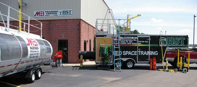 Health & Safety Training Equipment