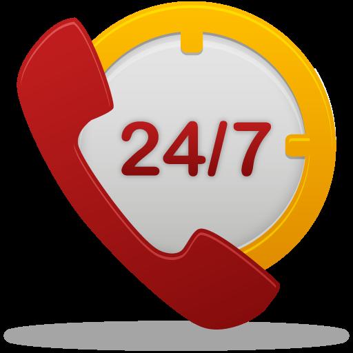 Call 24/7