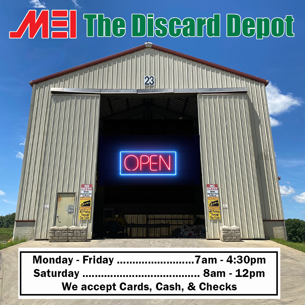 The Discard Depot